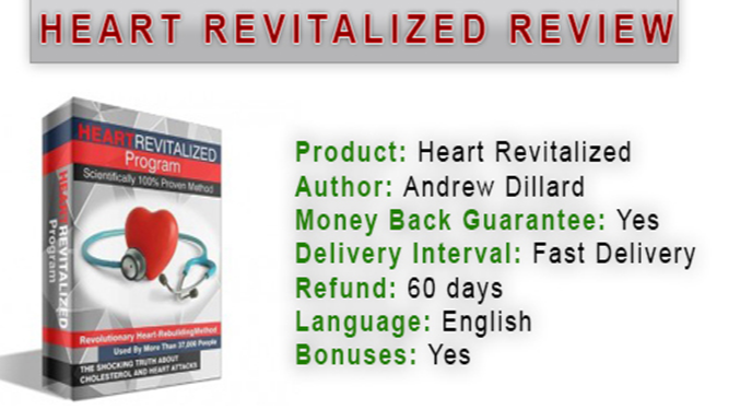 Heart Revitalized Review