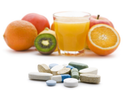 Can Food Supplements Replace Real Food