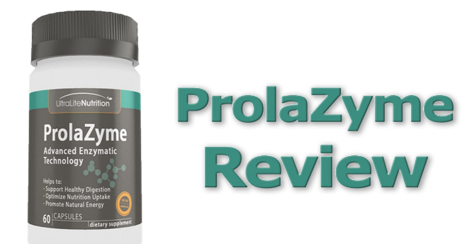 Prolazyme ultralite nutrition reviews