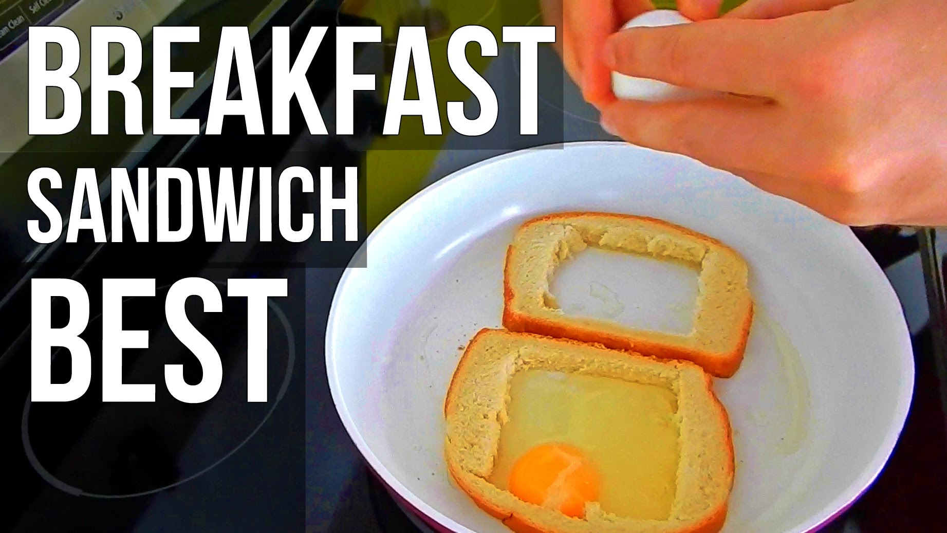 How to make a breakfast sandwich